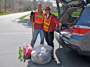 West Falmouth Clean Up