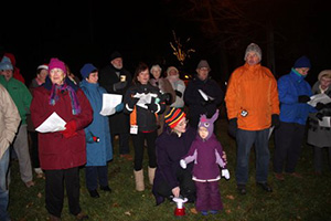 West Falmouth Christmas Tree Lighting