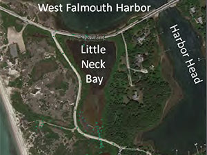 West Falmouth Harbor Study