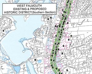 West Falmouth Village Association - West Falmouth, Massachusetts